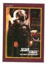Star Trek The Next Generation card #162 Q Who Patrick Stewart as Borg - $3.00