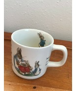 Frederick Warren Beatrix Potter PETER RABBIT Wedgewood Kid's Children's ... - $10.39