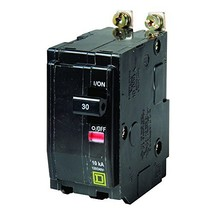 Square D by Schneider Electric QOB230CP 30-Amp Two-Pole Bolt-On Circuit ... - $52.33