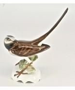 Rosenthal T. Karner Porcelain Bird Figurine Handgemalt Germany Repaired - $70.00