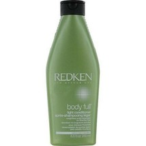 Redken Body Full Light Conditioner for Fine/Flat Hair 8.5 oz. / 250 mL  **NEW** - $12.86
