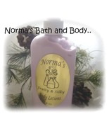 blackberry and sage shea body lotion - $10.00