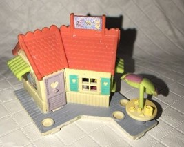 1996 Polly Pocket Vintage Dolphin Island Replacement Piece for Yellow Va... - $11.87