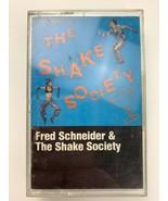 Fred Schneider & The Shake Society (Cassette) - $5.93