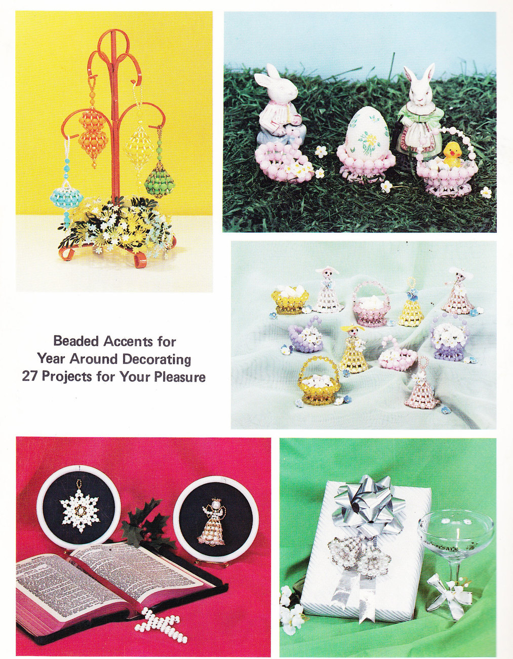 BEADS THAT PLEASE QUALITY CRAFT INSTRUCTIONS #PD-7010