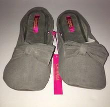 Women's Slippers House Catherine Malandrino Size9-10 Large Gray-RARE-SHI... - £11.98 GBP