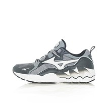 SNEAKERS HOMME MIZUNO WAVE RIDER D1GA192705 CHUNKY RUNNING GOMMA Grigio - $101.68