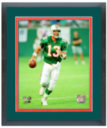 Dan Marino Miami Dolphins Vintage -11x14 Matted/Framed Photo - $42.95