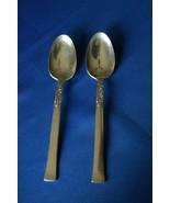 2 Nobility Plate Oneida Windsong  Teaspoons - $7.92
