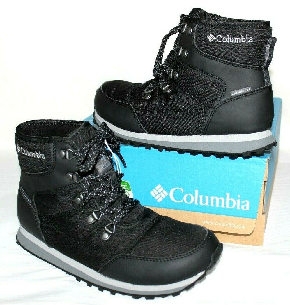 ❤️ COLUMBIA Waterproof Insulated Wheatleigh Shorty Lace-Up Boots 7.5 NEW! L@@K! - $80.74