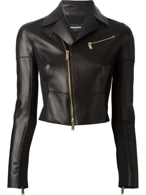 WOMEN BIKER MOTORCYCLE CASUAL SLIM FIT RIDER REAL GENUINE  LEATHER JACKET-A12