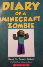 Diary of a Minecraft Zombie: Back to Scare School (Book 8) - $5.99