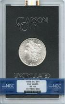1883-CC $1 NGC/GSA MS66 ex: GSA Hoard - Pretty, Flashy Gem! - $970.00