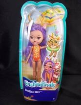 "Enchantimals Danessa Deer 6"" doll swimsuit NIP - $5.90"