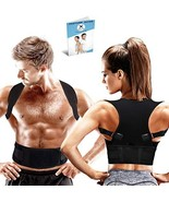 Posture Corrector Back Brace for Men and Women | High Quality, Comfortab... - $32.12