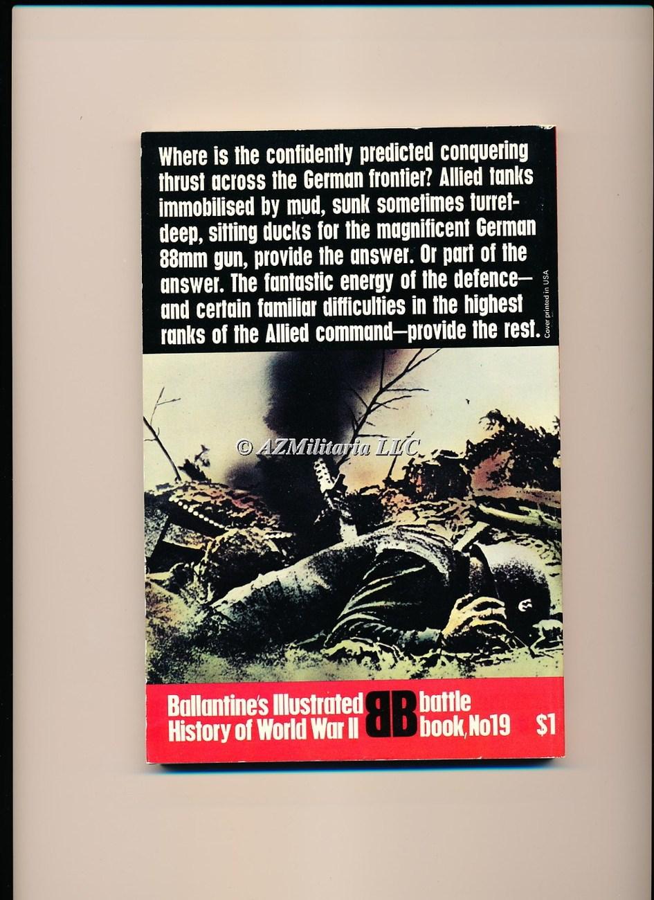 Battle of the Reichswald (Battle Book No 19)