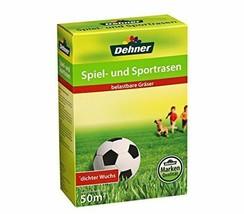 Dehner 3526472 Graines pour pelouse de terrain de sport 1,25 kg 50 m³ - $67.44