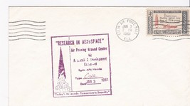 RESEARCH IN AEROSPACE CREE EGLIN AIR FORCE BASE, FL JANUARY 3, 1961 - $1.98