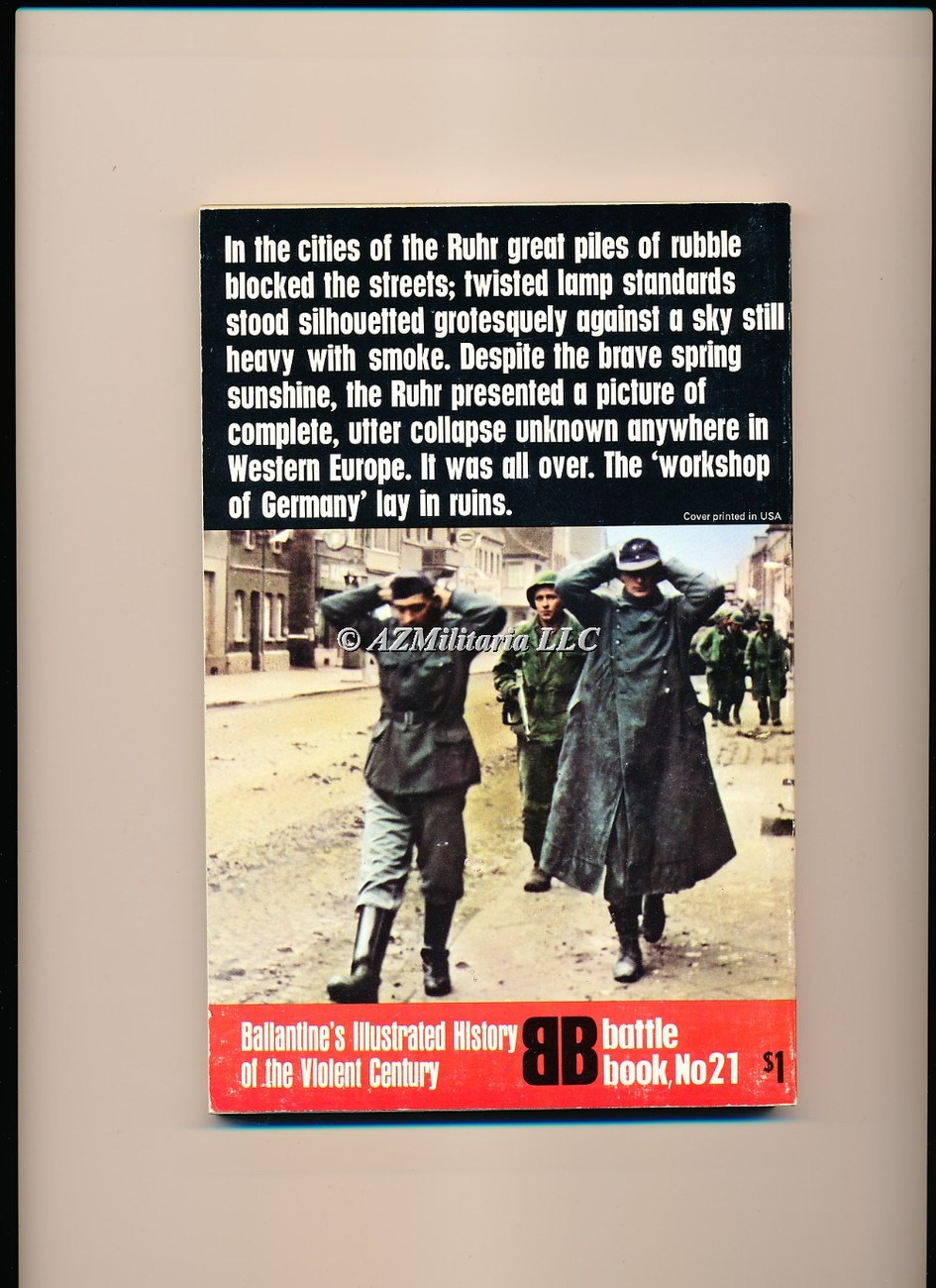 Battle of the Ruhr Pocket (Battle Book No 21)
