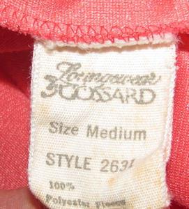 Vintage Loungewear by Gossard Long Zip Robe Pink Size Medium