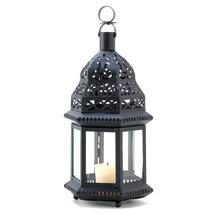 Black Moroccan Birdcage Lantern - $22.00