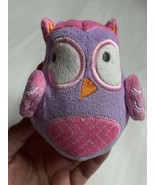 """4"""" Cute ZOBO Owl Seat Belt Neck Cushion or Toy Used Clean Condition - $15.04"""