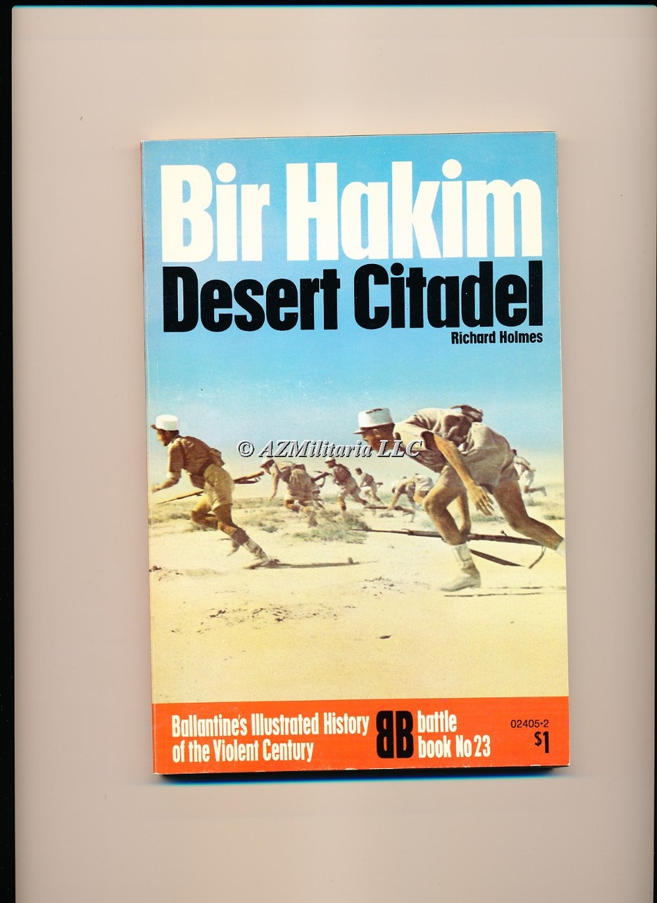 Bir Hakim Desert Citadel (Battle Book No 23)