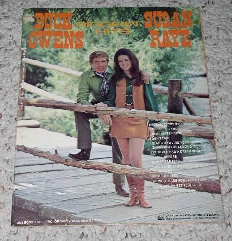 Buck owens songbook