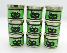 (Set of 9) Bath and Body Works Pumpkin Cupcake Treat Yo Self Mini Candle... - $44.99