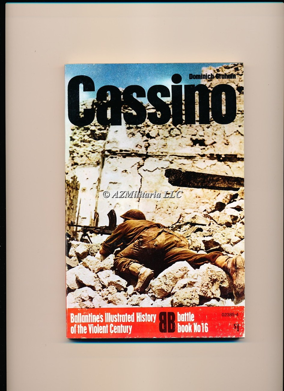 Cassino (Battle Book No 16)