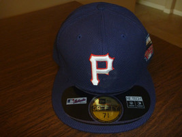 PITTSBURGH PIRATES NEW ERA 59FIFTY 2014 HOME RUN DERBY BLACK FITTED HAT ... - $25.99
