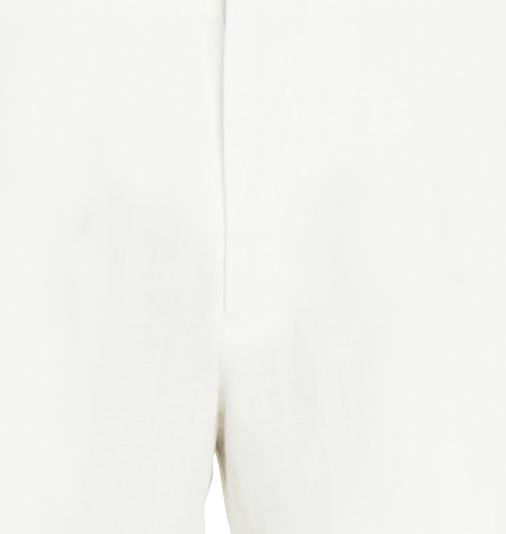 $125 Ralph Lauren Polo Men's White Linen Blend Classic Fit Chino Pants 38 x 32