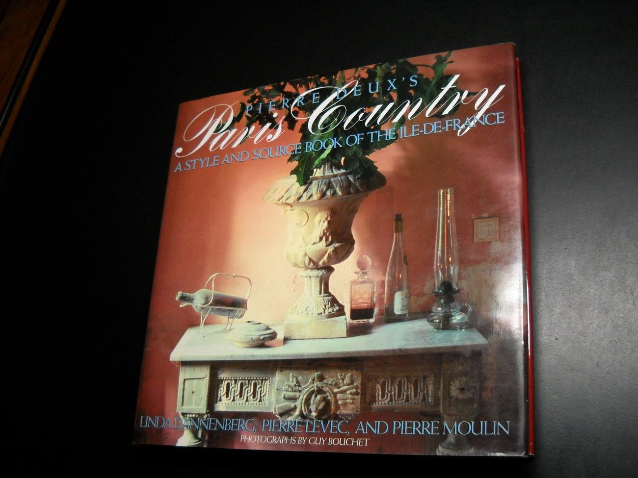 Book dannenberg pierre deux s paris country hcdj 1991 first edition 01