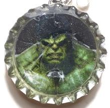 Hulk Coke Sprite Diet pepsi & more Soda beer cap Keychain image 3