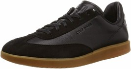 Mens Cole Haan GrandPro Turf Sneaker - Black Tumbled, Size 10.5W [C29162] - $114.99