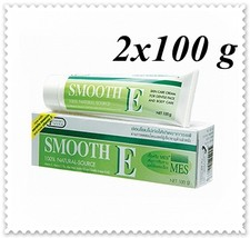 200g Smooth E Cream  Aloe Vera / Anti Aging Wrinkle Reduce Scar Acne Spot Mark  - $44.99