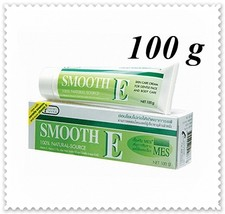 100g Smooth E Cream  Aloe Vera / Anti Aging Wrinkle Reduce Scar Acne Spot Mark  - $24.99