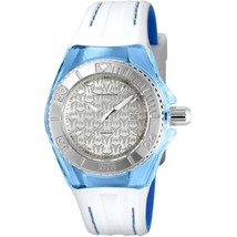 Technomarine Women's TM-115158 Cruise Monogram Quartz Silver Dial Watch - $148.49
