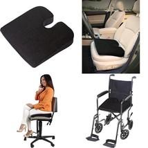 Firm Car Seat Cushion Booster Medium Tailbone Protection Adult High Quality - $16.54