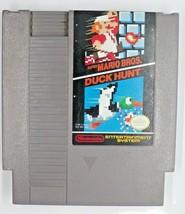 Super Mario Bros./Duck Hunt (Nintendo NES, 1988) Cartridge Only  - $11.88