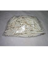 KNEX 160 piece Lot of White Post  - $10.00