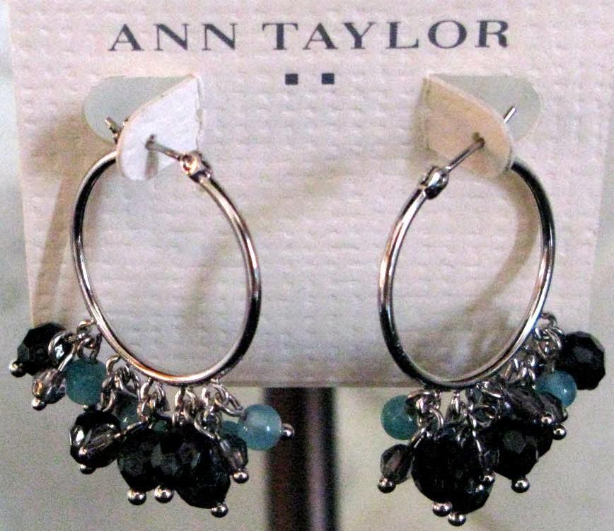 Img 0165 ann taylor hoop earrings