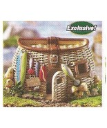 Gone Fishing Toad House - $21.95