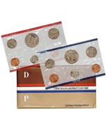 1984 P & D US Mint Set United States Original Government Packaging Box C... - £6.88 GBP