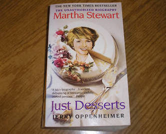 Just Desserts by Jerry Oppenheimer