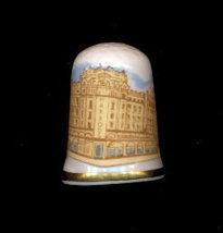 England Harrods Store Porcelain Thimble - $4.95