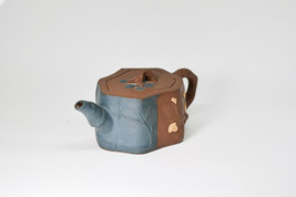 Chinese vintage yixing pottery teapot,2.5 inches tall -  - $39.59