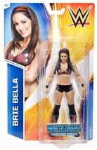 Brie Bella WWE Wrestlemania Heritage Series Superstar #21 Figure NIB Mat... - $25.98