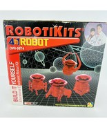 RobotiKits 4 in 1 Robot OWI 9874 Educational Electronic Robot Kit Beginner - $24.74