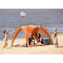 Beach Tent Sun Shade Protection Canopy Tent Pic... - $79.99